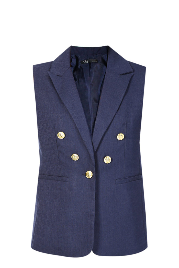 5 affordable jackets for Autumn Military Gilet