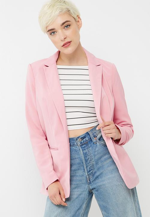 Winter Ready Coats From Superbalist Oversized Pink Jacket