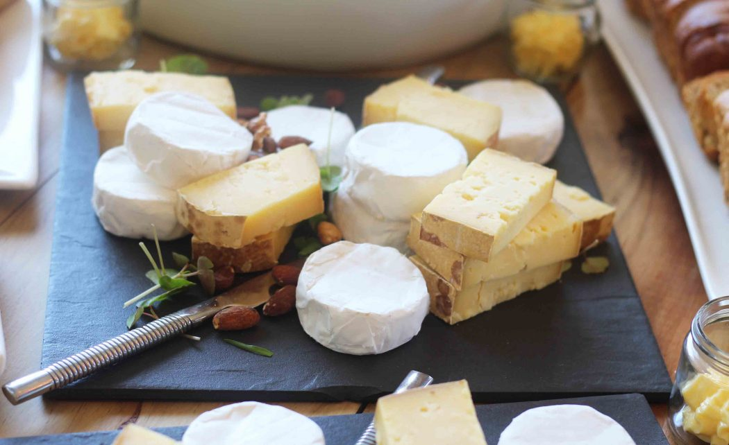Cheese at Bistro Grance Provence