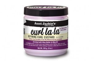 My favourite products for natural hair Curling Custard