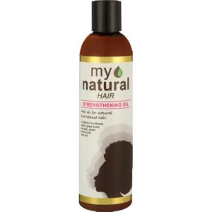My favourite products for natural hair Strengthening Oil
