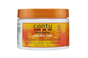 My favourite products for natural hair Cantu Curling Cream