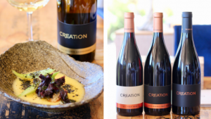 The Festive Story of Creation by Creation Wines